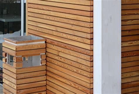 rivestimenti di facciata in legno facciate in legno per esterni