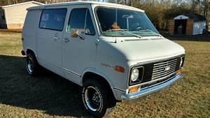 1974 Chevrolet G10 Shorty Van  Built 350  350  New Tires And Much More  G20  G30