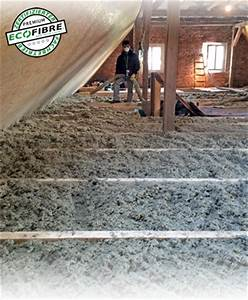 Oberste Geschossdecke Dämmen Holzbalkendecke : dachboden geschossdecke d mmen ecofibre d mmstoffe ~ Lizthompson.info Haus und Dekorationen
