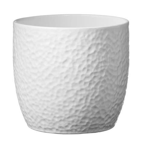 boston  ceramic white plant pot hmm diamm