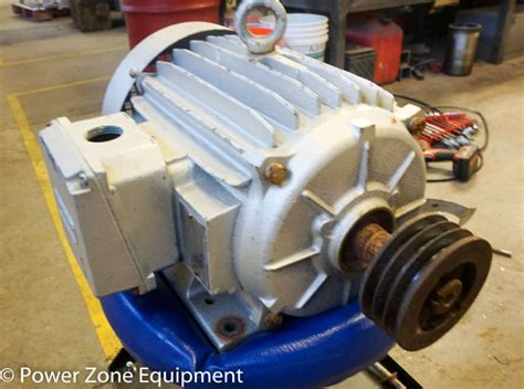 Used Electric Motors by Used 5 Hp Horizontal Electric Motor Elektrim For Sale
