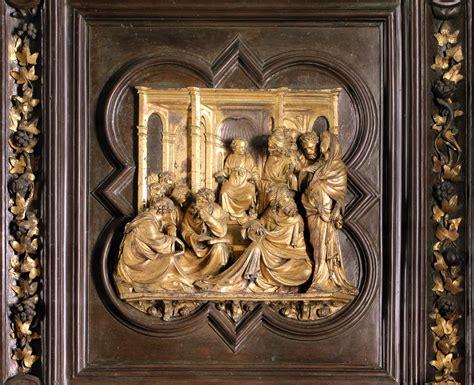 Porta Battistero Firenze by File Lorenzo Ghiberti E Aiuti Porta Nord Battistero