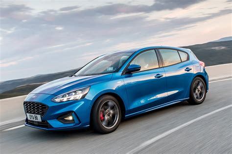 ford focus st   litre turbo manual  report