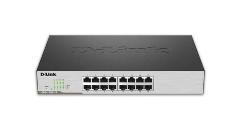 dgs 1100 series smart managed 16 port gigabit switch