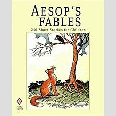 Aesop's Fables 240 Short Stories For Children  Illustrated Aesop, Harrison Weir, John Tenniel