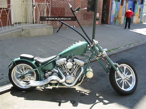 2007 Custom Built Chopper