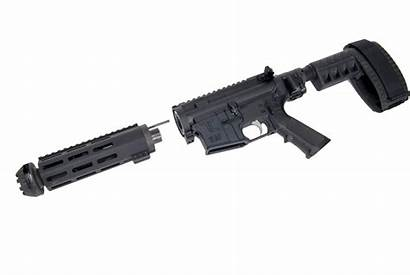 Tactical Pistol Firearms Takedown Mc Guns
