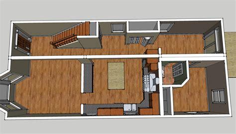 Home Decor Planner : Kitchen Archicad Cad Autocad Drawing Plan 3d Portfolio