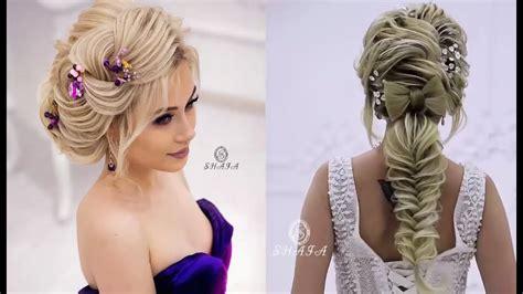 Best Wedding Hairstyles Tutorials 2018    Best Bridal