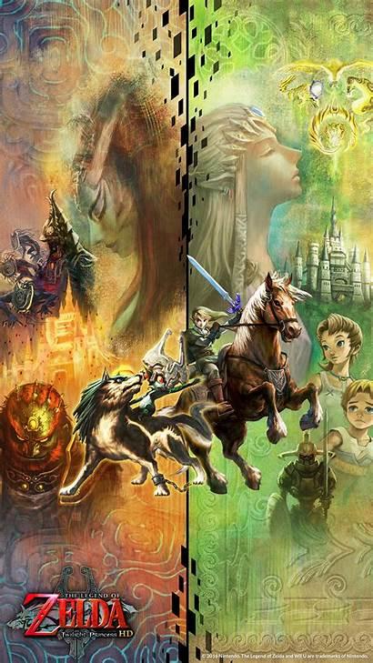 Zelda Twilight Princess Wallpapers Legend Downloads