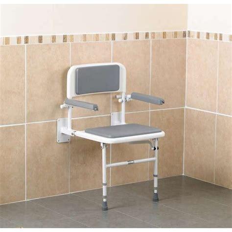 siège pour baignoire handicapé siège de avec dossier et accoudoirs pour personnes âgées et personnes handicapées
