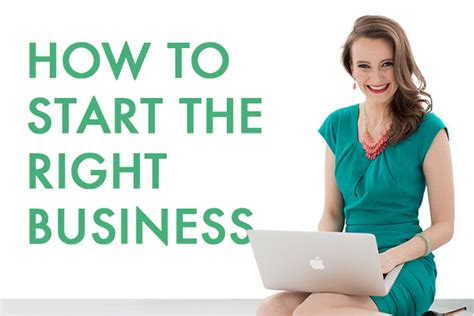 How To Start The Right Business Or Pivot