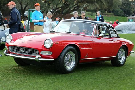 Pininfarina made their name as stylists of classic ferraris. Ferrari 275 GTS Pininfarina 1966 | Ferrari, Jaguar car, Classic cars