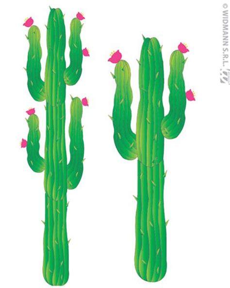 set 2 d 233 cor cactus d 233 corations western mexicain le deguisement