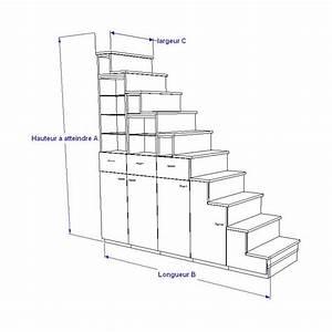 Escalier Sur Mesure Prix : am nagement sur mesure escalier mezzanine ~ Edinachiropracticcenter.com Idées de Décoration
