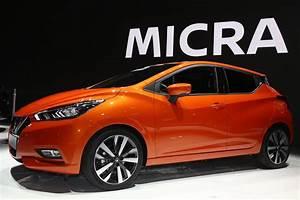 Nissan Micra 2016 : boring to bold next gen 2017 nissan micra unveiled by car ~ Melissatoandfro.com Idées de Décoration