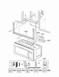 Installation Parts Diagram  U0026 Parts List For Model