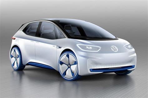 All About Electric Cars by Visionary I D Heralds Vw S All Electric Future By Car