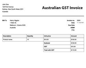 invoice templates  invoices