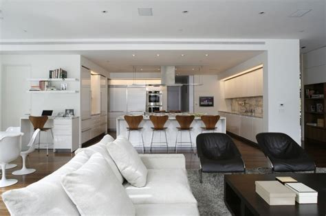 brentwood residence interiors  mlk studio housevariety