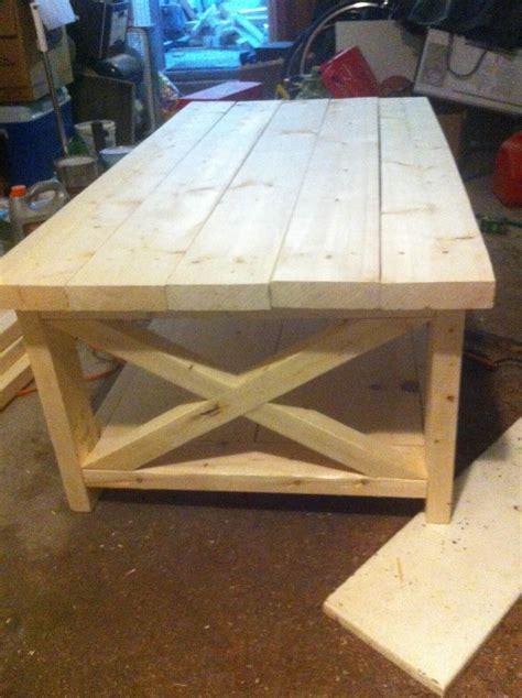 Artisan Des Arts Diy  Oxidized Wood X Coffee Table