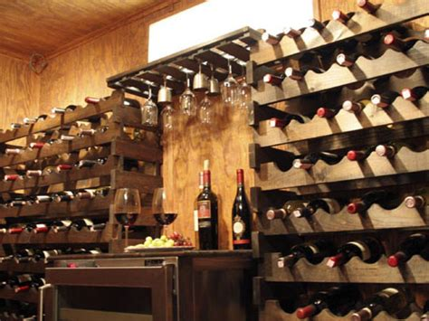 Wine Storage At Home : How To Build A Wine Cellar