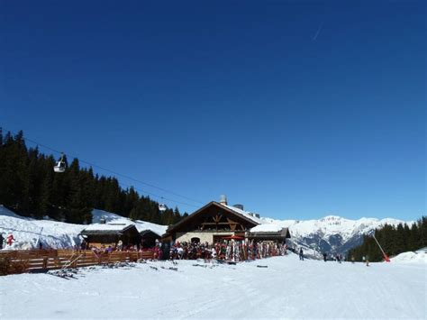 mountain restaurants huts les 3 vall 233 es val thorens les