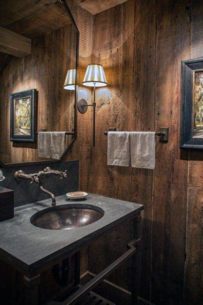 top   rustic bathroom ideas vintage designs