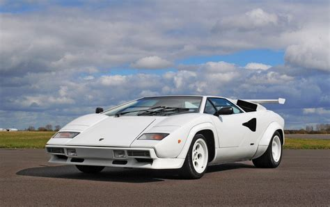Lamborghini Countach News And Reviews  Top Speed
