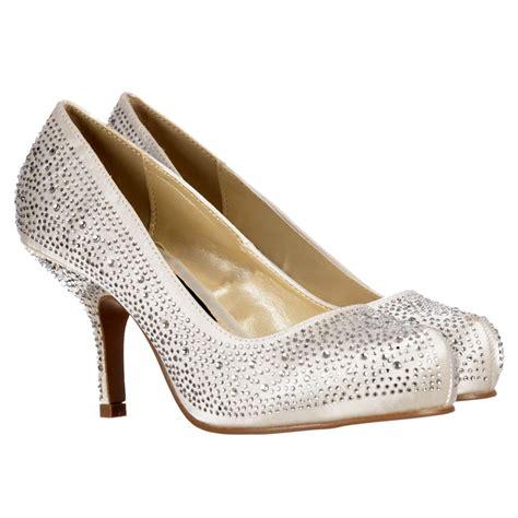 wedding shoes low heel onlineshoe low kitten heel bridal wedding shoes classic 1126