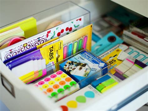 how to keep office desk organized 5 ideas to keep your office drawers tidy dapoffice