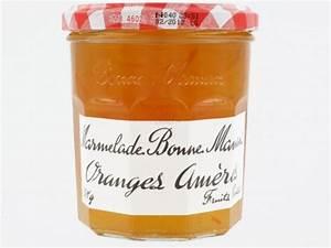 Marmelade D Oranges Amères : marmelade d 39 oranges am res bonne maman 370 grs ~ Farleysfitness.com Idées de Décoration