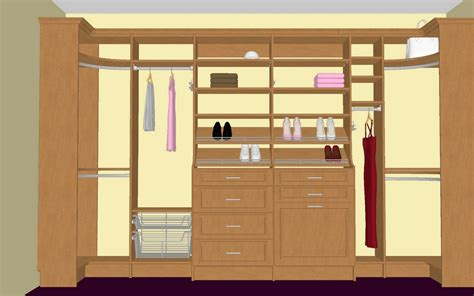 our services closet storage sytems