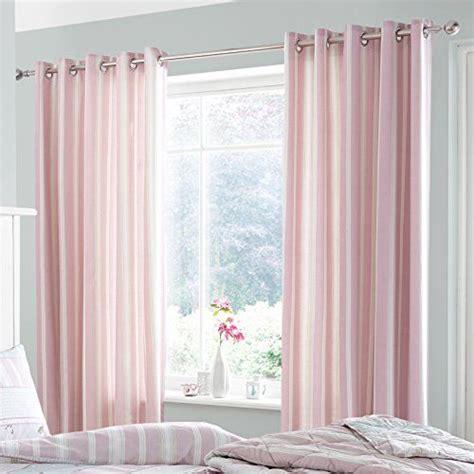 catherine lansfield vintage cortinas color rosa