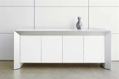 white credenza office style
