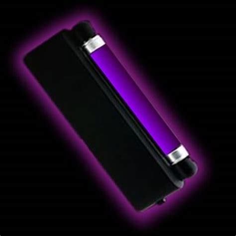prospecting with a blacklight