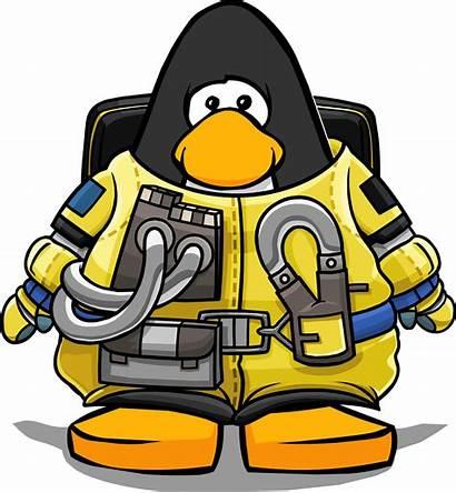Suit Space Astronaut Spaceman Eva Penguin Nasa