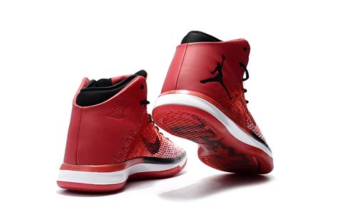 New Style Nike Air Jordan Xxxi 31 Chicago University Red