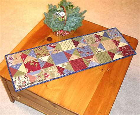 quilted table runner patterns free quilt patterns quarter shop charm squares