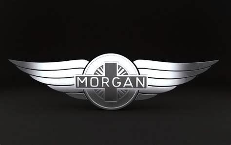 3d Model Morgan Logo
