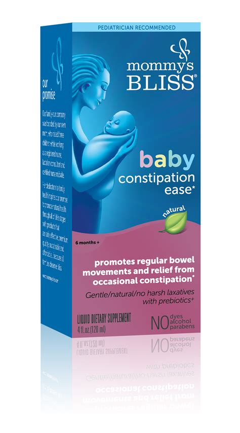 Mommy Bliss Constipation Ease Tales From A Southern Mom