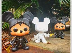 Unhooded Kingdom Hearts Organization XIII Mickey Funko Pop