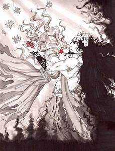 Hades and Persephone2 by Puistopulu on DeviantArt