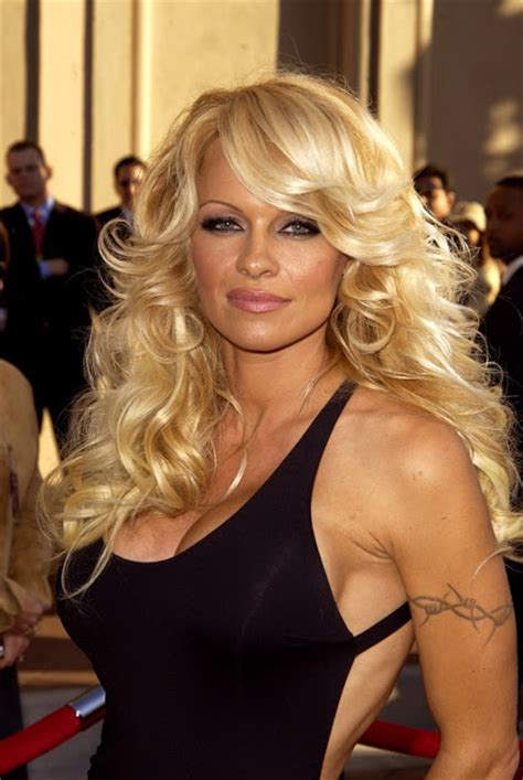 Stars Wallpaper Pamela Anderson Hd Wallpapers Free Download