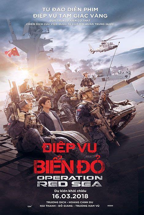 Review phim Điệp Vụ Biển Đỏ - Khi hải quân Trung Quốc bị ...