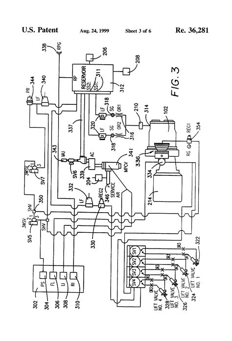 patent usre36281 valve system for capacity of a