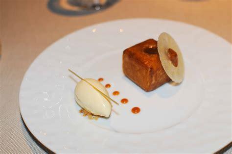 recette cuisine gastronomique pomme au caramel au beurre salé