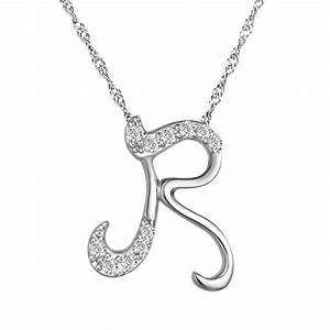 10pcs lot newest letter r pendant necklace letter initial With necklaces for women with letters