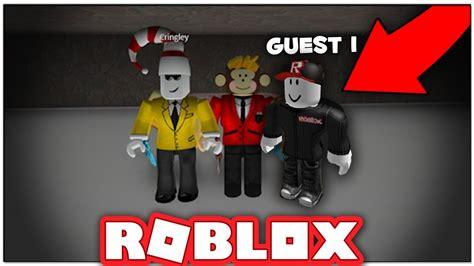 teaching  guest   glitch    map  roblox