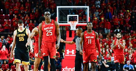 Maryland Basketball Rises To No 9 In Latest Ap Top 25